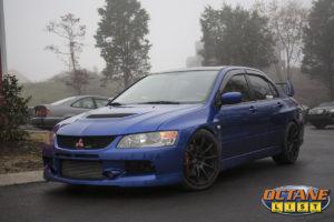 Octane List - Knoxville, Tennessee - Motorsports Merchandise - Mitsubishi Evo