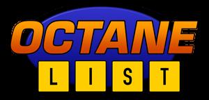 Octane List